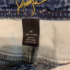 Venezia Jeans - Lane Bryant Venezia embellished jeans, sz20